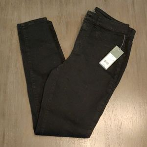 High Rise Skinny Jeans by Wild Fable